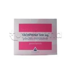 Tachipirina Granulato Effervescente 20 Bustine 500 mg per Febbre e Dolore