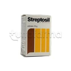Streptosil Neomicina Polvere Disinfettante e Cicatrizzante 10 gr