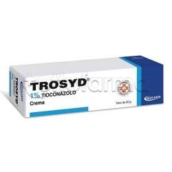 Trosyd Crema Dermatologica Antimicotica per Funghi 30 gr 1%