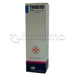 Trosyd Polvere Cutanea Antimicotica per Funghi 30 gr 1%