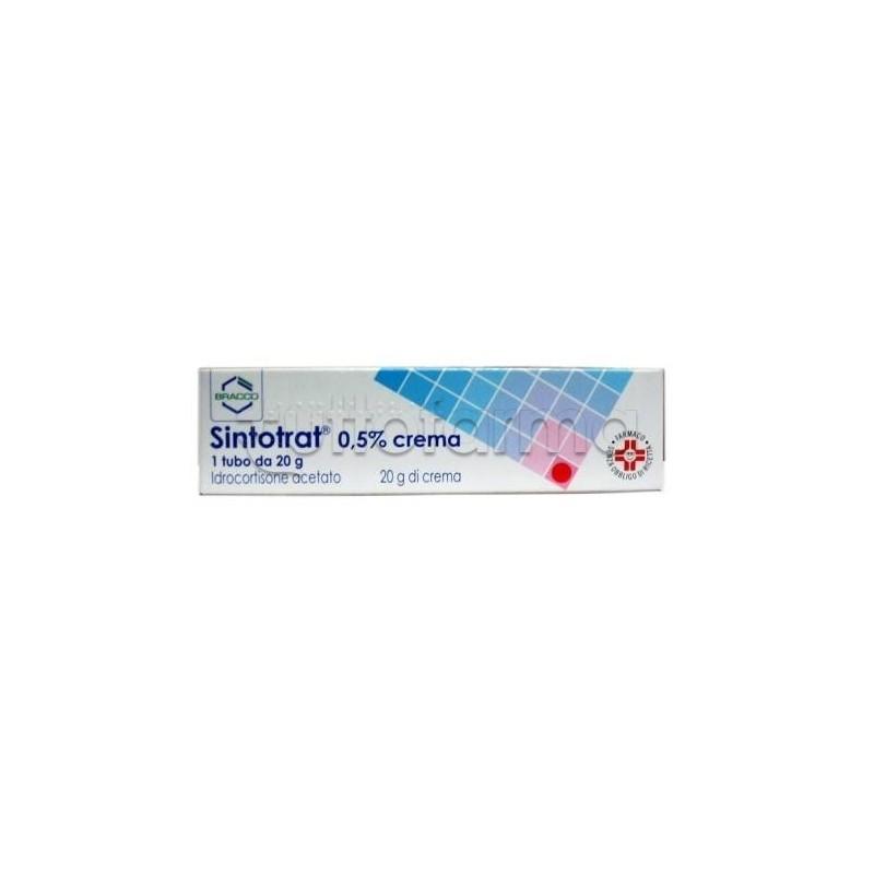 sintotrat crema dermatologica 20 gr 0 5 per eczemi