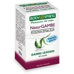 BODY SPRING NATUR GAMBE 50 CAPSULE