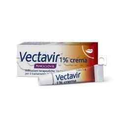 Vectavir Crema 2 gr 1% per Herpes Labiale