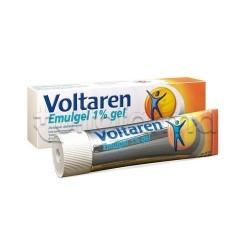 Voltaren Emulgel 1% 60 g Gel Antinfiammatorio per Dolori e Infiammazioni