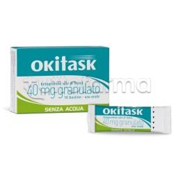 Okitask 40 mg 10 Bustine Orosolubili