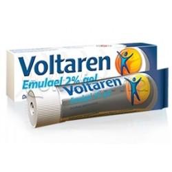 Voltaren Emulgel Gel 100 gr. 2% Gel Antinfiammatorio per Dolori e Infiammazioni Formula Concentrata