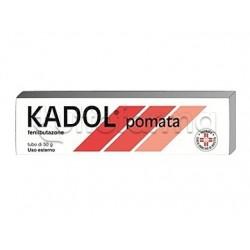 Kadol Pomata Antinfiammatoria ed Antidolorifica 50 gr 5%