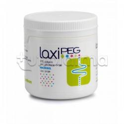 Laxipeg Polvere Flacone 200 grammi 97% Lassativo per Stitichezza