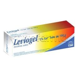 Leviogel Gel Antinfiammatorio ed Antidolorifico 100 Grammi 1%