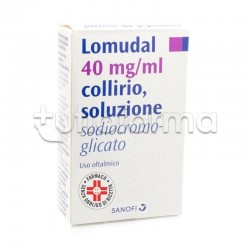 Lomudal Collirio 10 ml 40 mg/ml