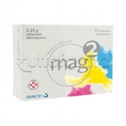 Mag 2 20 Compresse Effervescenti 2,25 gr Magnesio