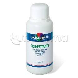 Master Aid Soluzione Disinfettante 250 ml con Clorexidina
