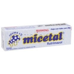 Micetal Crema Antimicotica per Funghi 30 gr 1%