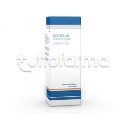 Muciclar Sciroppo 200 ml 15 mg/5 ml per Tosse e Catarro