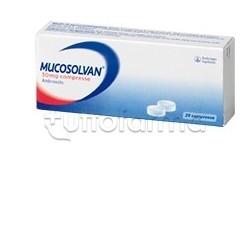 Mucosolvan 20 Compresse 30 mg per Tosse e Catarro