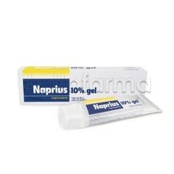 Naprius Gel Antinfiammatorio ed Antidolorifico 30 gr 10%
