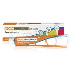 Novaphergan Crema 2% 30 Gr per Prurito e Punture di Insetto