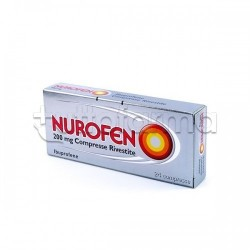 Nurofen 24 Compresse rivestite 200 mg Antinfiammatorio
