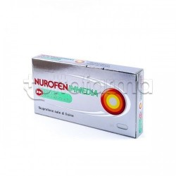 Nurofeninmedia 24 Compresse Rivestite 200 mg Antinfiammatorio ad Azione Rapida