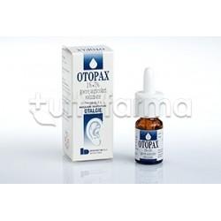 Otopax Gocce Auricolari per Male alle Orecchie Flacone 6 gr