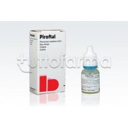 Piroftal Collirio Flacone 10 ml 0,5% per Occhi Infiammati e Doloranti