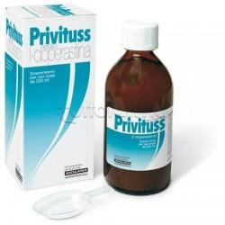 Privituss Sospensione Orale 200 ml Sedativo della Tosse