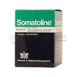 Somatoline Emulsione Trattamento Anticellulite 15 Bustine 0,1+ 0,3%