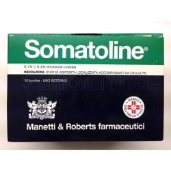 Somatoline Emulsione Trattamento Anticellulite 30 Bustine 0,1+ 0,3%