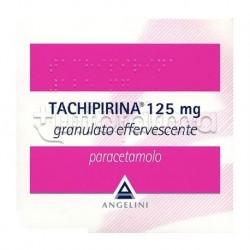 Tachipirina Granulato Effervescente 20 Bustine 125 mg per Bambini