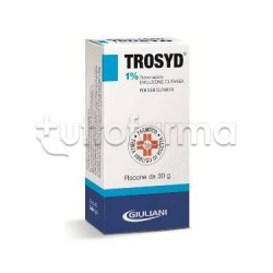 Trosyd Emulsione Cutanea Antimicotica per Funghi 30 Gr 1%