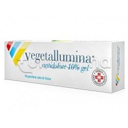 Vegetallumina Gel ad Azione Antinfiammatoria ed Antidolorifica 50 gr