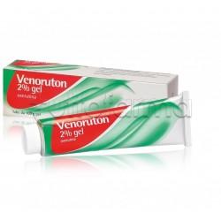 Venoruton Gel 100 gr 2% per Gambe e Circolazione