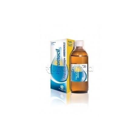 Viscomucil Sciroppo 200 ml 3mg/ml Fluidificante per Tosse e Catarro