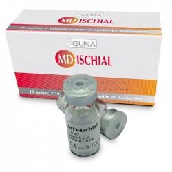 Guna MD Ischial per Benessere Colonna Vertebrale ed Arti Inferiori 10 Fiale 2 ml
