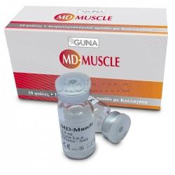 Guna MD Muscle per Dolori Muscolari 10 Fiale 2 ml