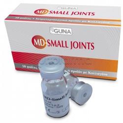Guna MD Small Joints Integratore Collagene per Articolazioni di Mani e Piedi 10 fiale 2 ml