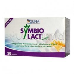 Guna SymbioLact Integratore per Benessere Intestinale 30 Bustine 2 Grammi