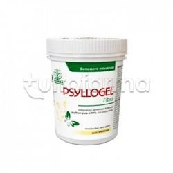 Psyllogel Fibra gusto Vaniglia con Semi di Psillio Barattolo 170gr per Regolarità Intestinale