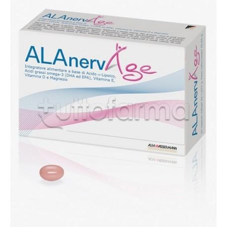 Alanerv Age 20 Capsule Softgel