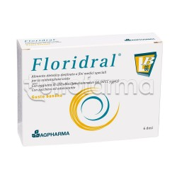 Floridral 6 Bustine