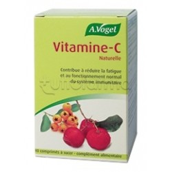 A.Vogel Bioforce Vitamina C 100% Naturale 40 Pastiglie