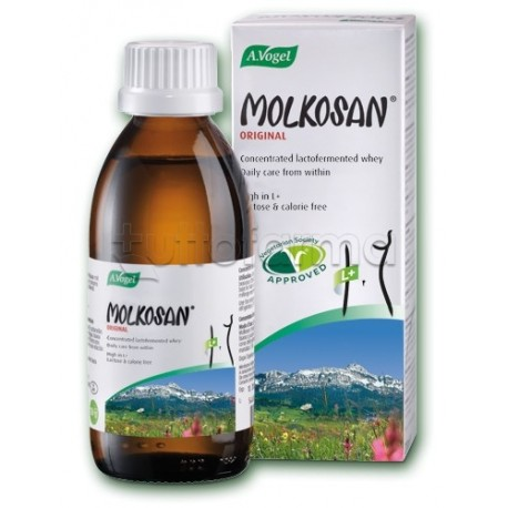 A.Vogel Bioforce Molkosan Integratore Digestivo 200 ml