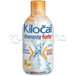 Kilocal Drenante Liquido Forte Gusto Ananas 500 ml