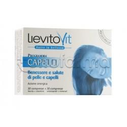 Lievitovit Program Integratore contro Caduta Capelli 60 Compresse