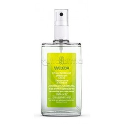Weleda Deodorante Al Limone Spray 100 Ml
