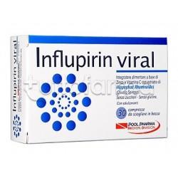 Influpirin Viral Integratore per Protezione da Influenza 30 Compresse