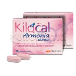 Kilocal Armonia Donna Integratore per Menopausa 20 Compresse