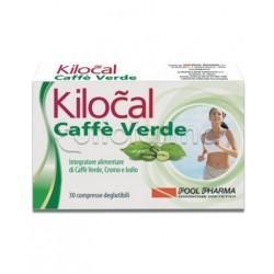 Kilocal Caffè Verde Integratore Dimagrante e Antiossidante 30 Compresse