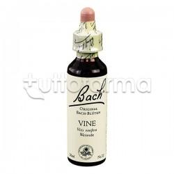 Loacker Vine Fiori Di Bach per Eccessivo Controllo Gocce Orali 20 ml