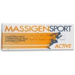 Massigen Sport Active Crema per Sforzi Prolungati 50 ml
